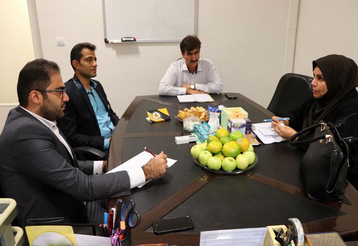 برگزاری نشست هم اندیشی مدیران دفاتر برنامه ریزی و بهبود مدیریت شرکت های بهره برداری