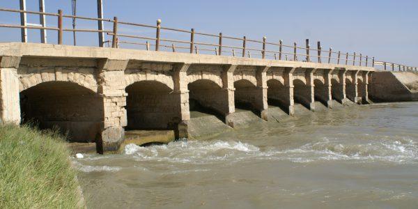 سد خیر آباد