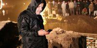 مقابله با آبگرفتگي در شهر رفيع