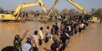 تشریح عملکرد کرخه و شاوور در بحران سیلاب