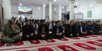 برگزاری مراسم گرامیداشت یاد و خاطره سردار شهید حاج قاسم سلیمانی۱