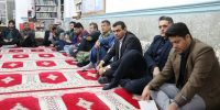 برگزاری مراسم گرامیداشت یاد و خاطره سردار شهید حاج قاسم سلیمانی۴