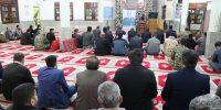 برگزاری مراسم گرامیداشت یاد و خاطره سردار شهید حاج قاسم سلیمانی۶